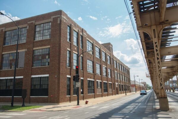 CRE_Industrial Space Chicago